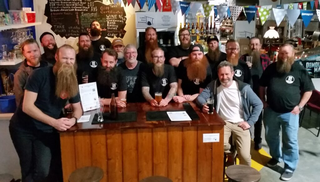 Beard & Mousrtache Union