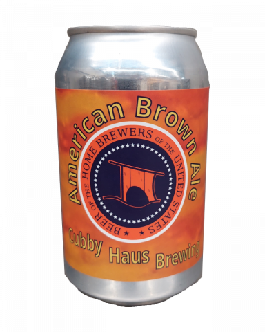 american brown can